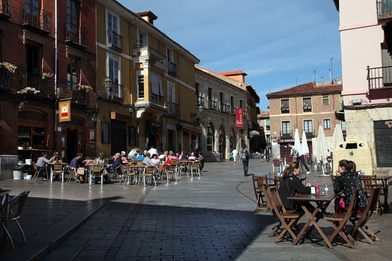 Living in León