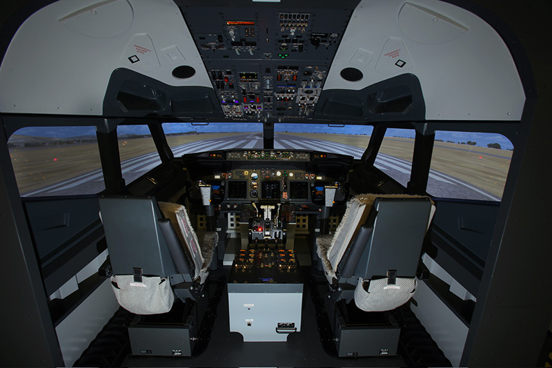 Aircraft and Simulators