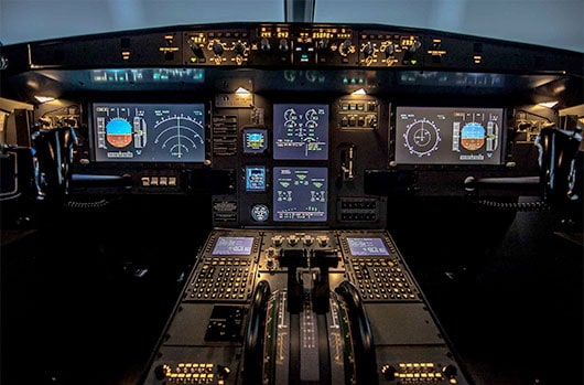 40 hour Extended APS MCC in Airbus A320