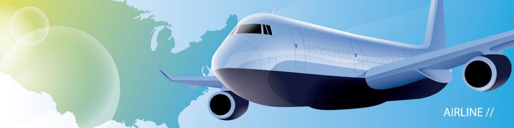 airline banner